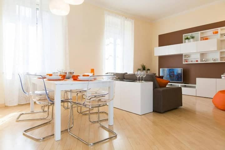 Marvelous 3bedroom flat in P.ta Venezia 80228