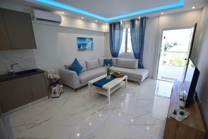 ☆ Vista Luxury Suites ☆ Toroni Halkidiki 3BR