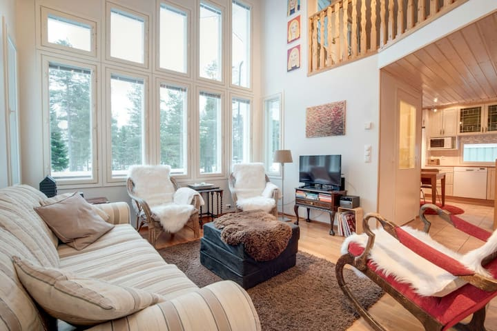 Living room/Olohuone