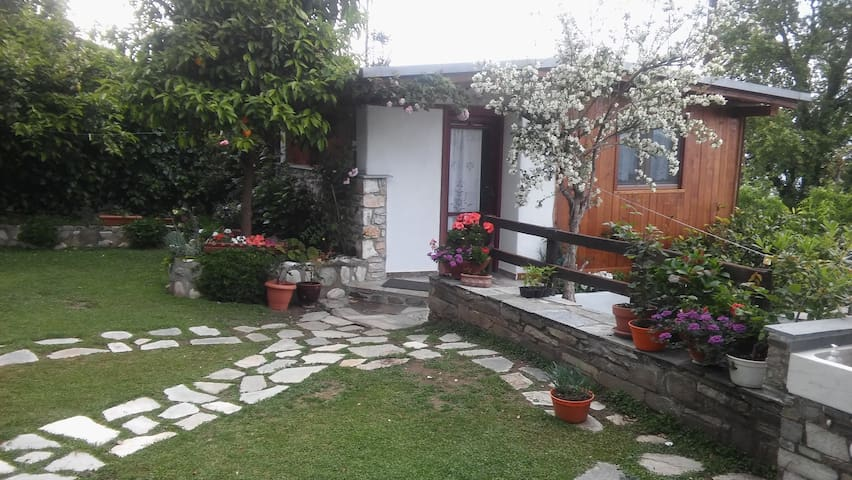 Το Σπιτάκι στον Κήπο. - Mouresi - Cabin