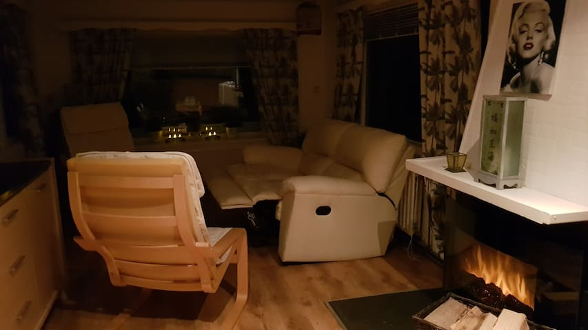 Quiet,cozy and beautiful surroundin