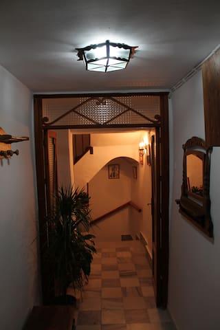 Casa de la acequía, tranquilidad, paisaje, cultura - Serón