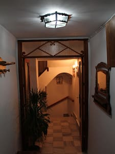 Casa de la acequía, tranquilidad, paisaje, cultura - Serón - Dům