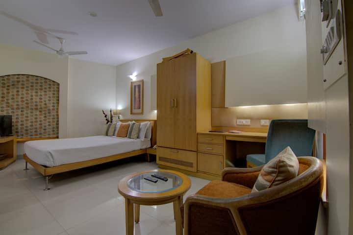 Studio Apartment in Indiranagar