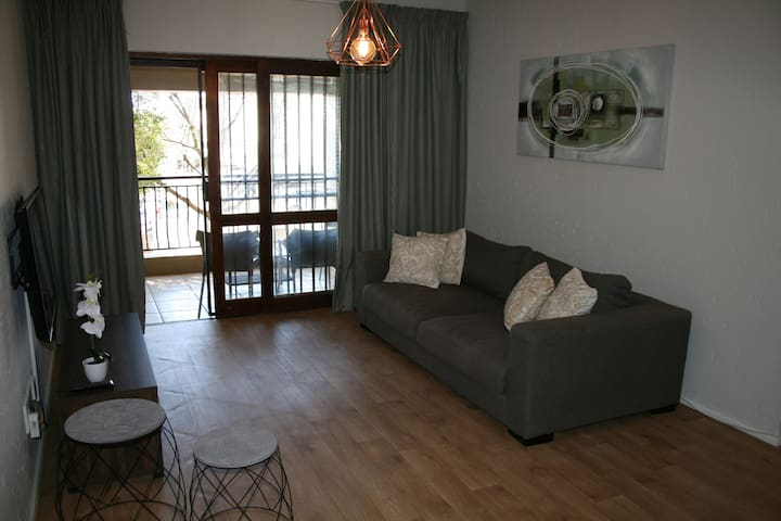 Modern apartment located in the heart of Fourways