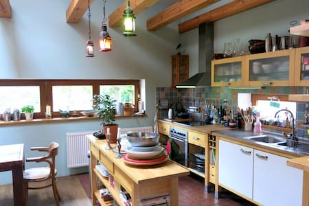 stylish family home near Prague - Předboj