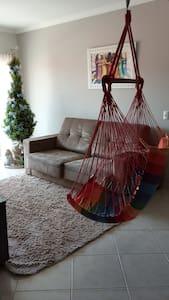 Apartamento tranquilo e de fácil acesso