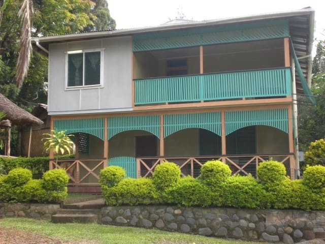 Goroka home away from home
