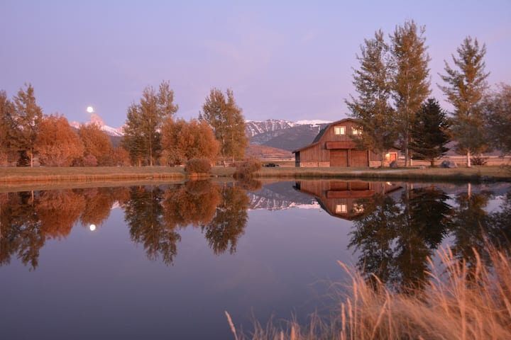 Teton Range Retreat (Downstairs)
