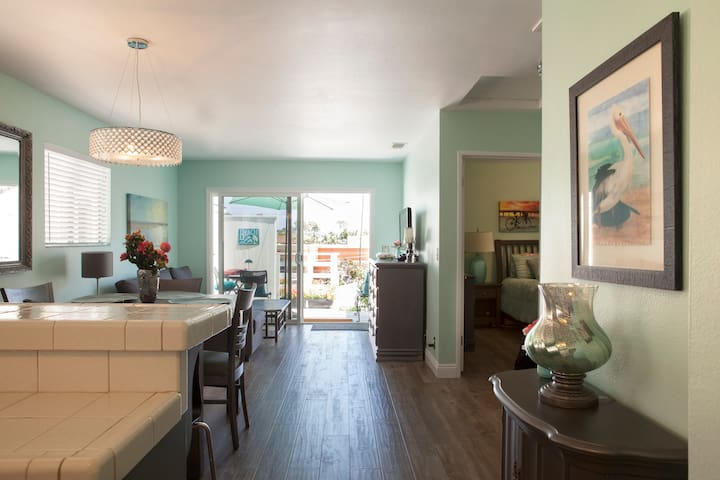 Corona del Mar Village Apartment - Newport Beach - Lakás