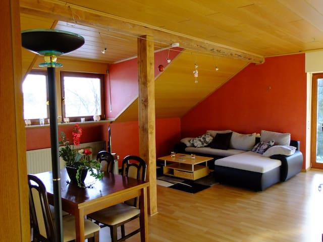 Sehr schön gelegene ruhige Wohnung in Bedburg Hau - Bedburg-Hau - Appartement