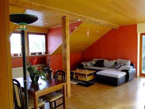 Sehr schön gelegene ruhige Wohnung in Bedburg Hau