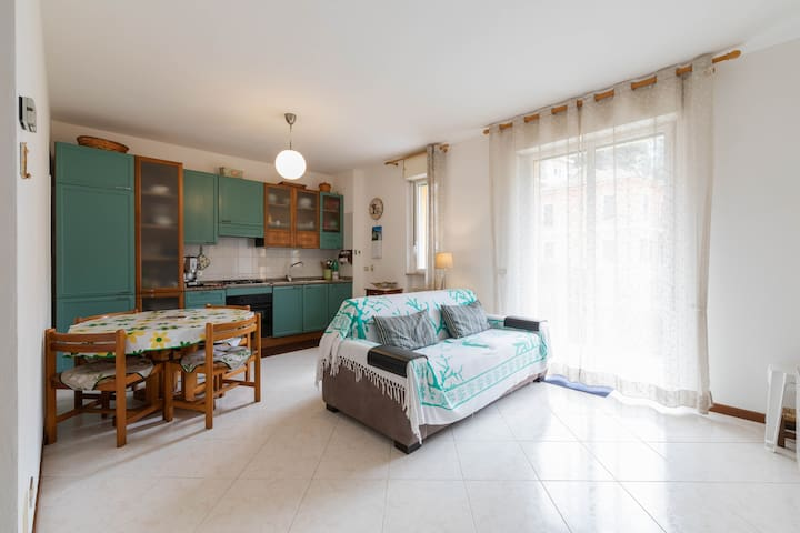 Oneglia Cozy Apartment Close The Sea 008031LT0559