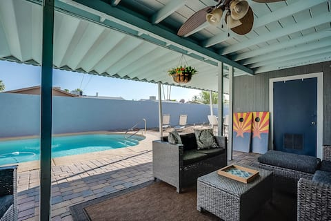 South Scottsdale/Tempe Home Heated or Cooled Pool