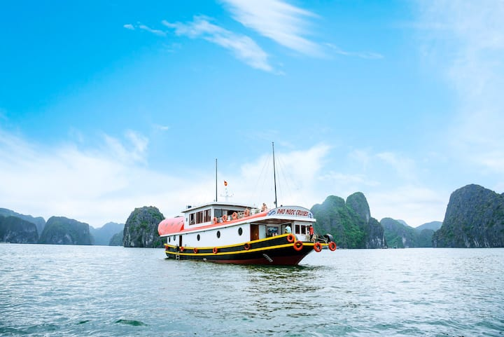 Overnight Traditional Cruise-Halong bay-Lan Ha bay