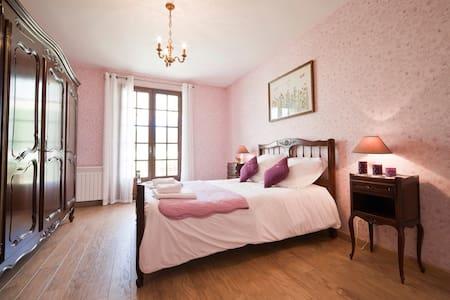 Large Bedroom/ensuite/private pool Gourdon/Sarlat - Campagnac - 獨棟