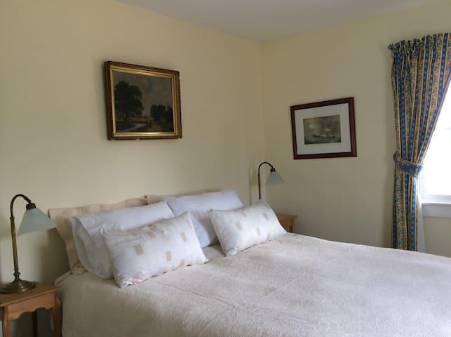 First Floor-Bedroom Two - Queen Bed