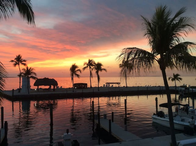 Beautiful Waterfront Townhouse in Islamorada