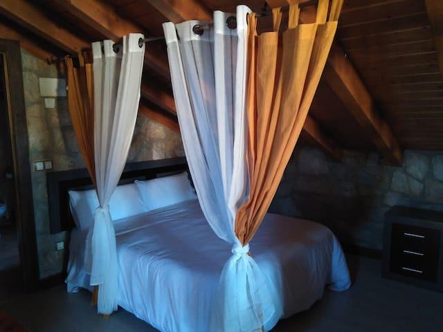 Apartamento buhardilla