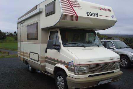 Fiat Motorhome - Eiðar