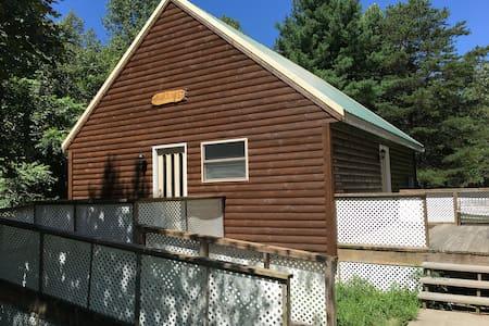 Hawk's Nest 1st Choice Cabin Rentals Hocking Hills - Nelsonville - Zomerhuis/Cottage