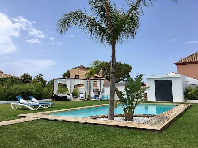 Villa La Barrosa