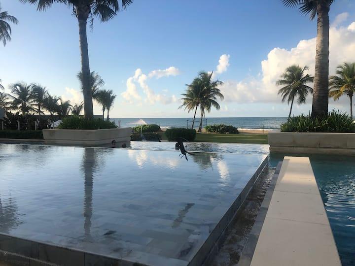 2 BR/3BA Villa in St.Regis's Bahia Beach Resort