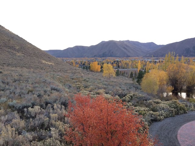 Charming Apt w/Mtn Views in the Sun Valley Area! - Hailey - Gæstehus