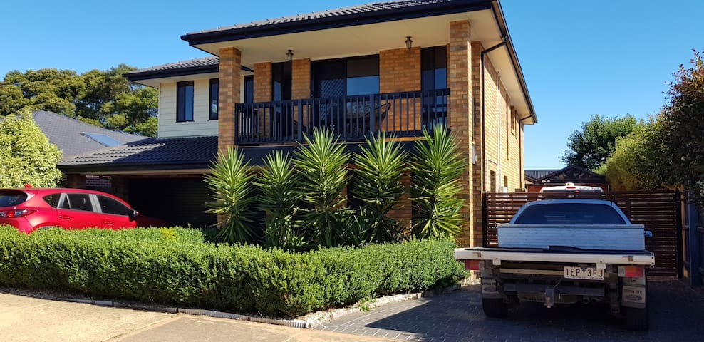 Tyabb Home with a view