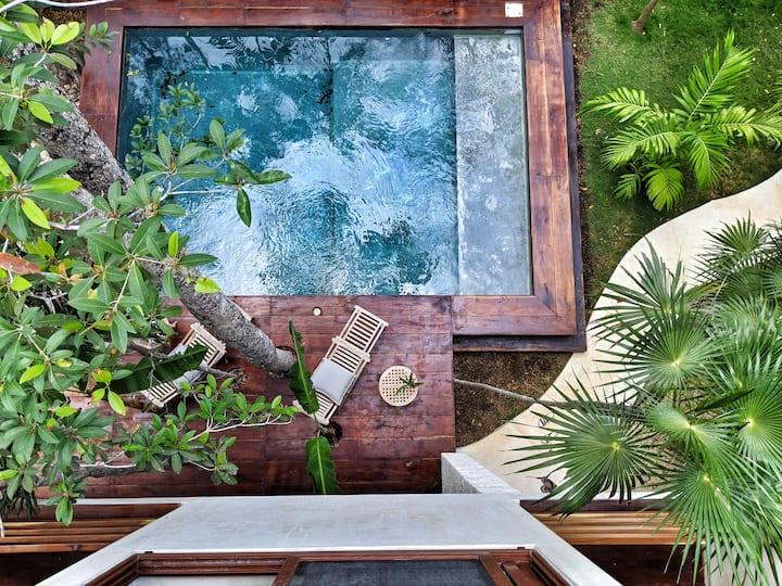 Villa Pixam ♔ Luxury Villa ♕ Rooftop & Garden Pool