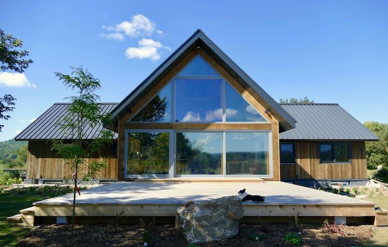 Le Peaches & Cream : Villa in the heart of nature