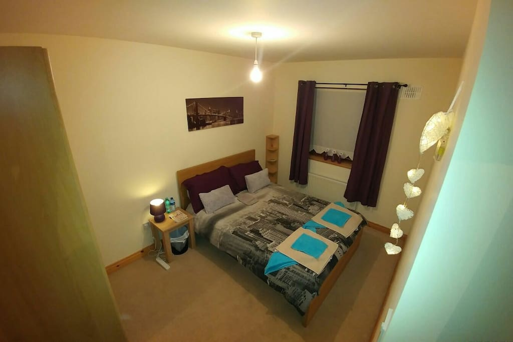 lovely and cosy double bedroom