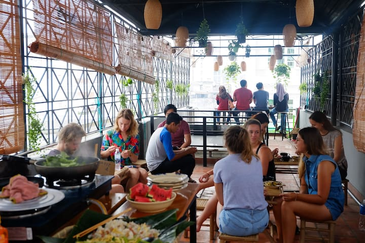 The Like Hostel & Cafe -Your second home in Saigon