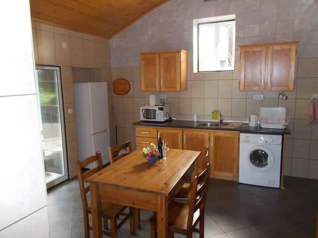 Upper Apartment in Azorean house