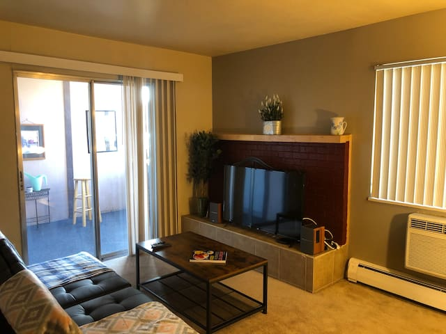 Entire Updated Condo - Comfortable and Charming!!