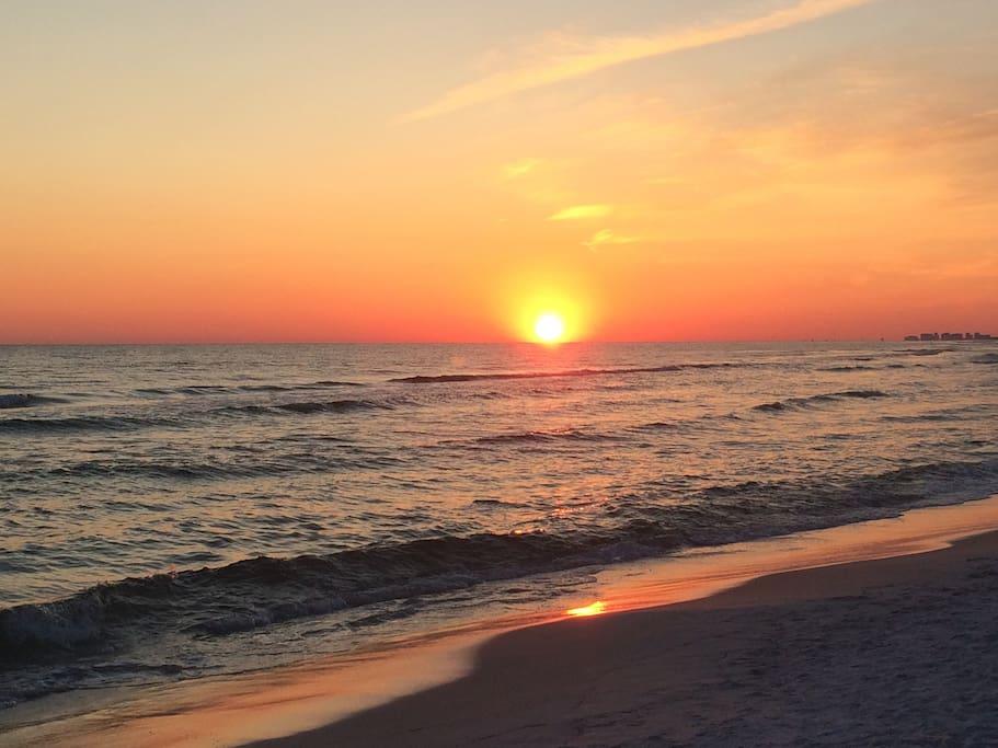 Beautiful Sun -sets...