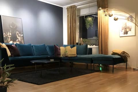 2-bedroom apartment in the centre of Hammerfest