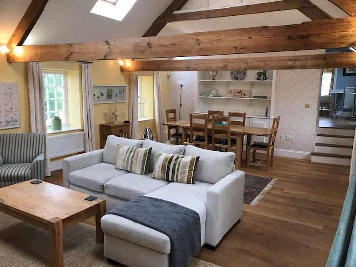 The Hayloft at Hampstead House