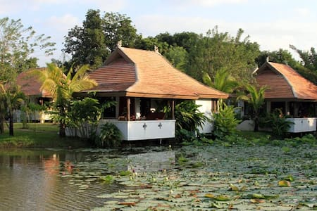 Jasmine Hills Lodge - Tambon San Klang - Hotel boutique
