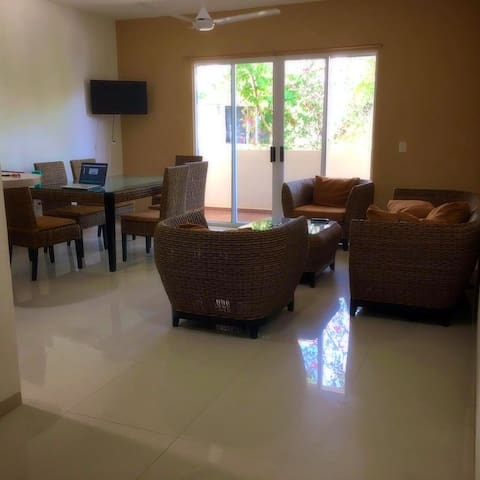 Spacious and Beautiful 2 bed 2 bath in Playacar