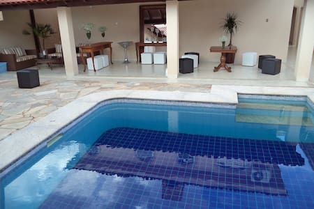 Family Holiday or Work - Campo Grande-MS
