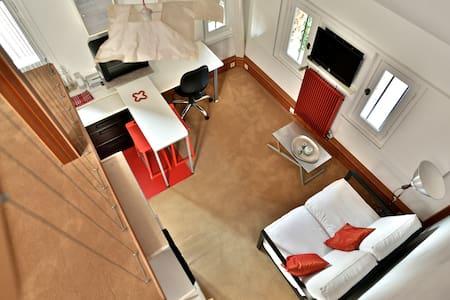 Studio duplex,quartier résidentiel à 5mn de Paris - Clamart - Apartment