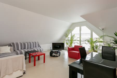 Charmant appartement (F2)  65 m2 - 克拉馬爾(Clamart)