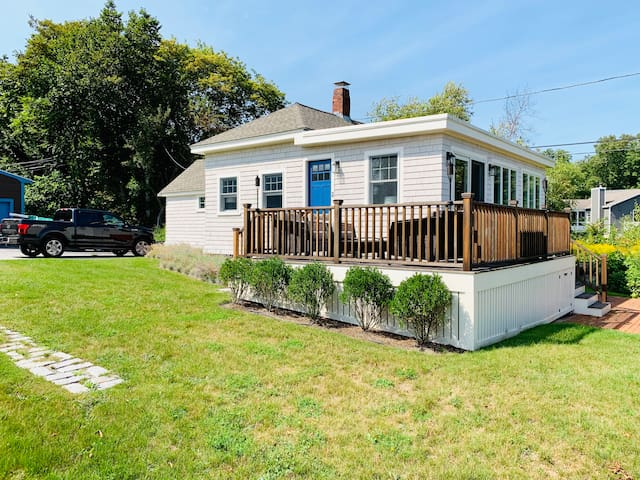 Newly Renovated Beach Cottage! The best location!