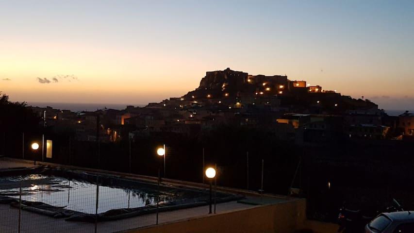 Appartamento panoramico Castelsardo
