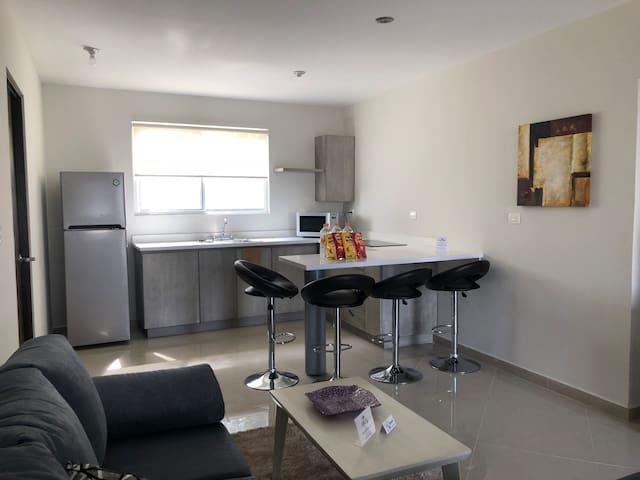 M6 New 2 bedroom/US Consulate/Valle Poniente/UDEM