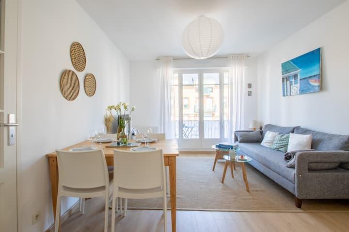 Le Coton - Joli appartement 3 étoiles