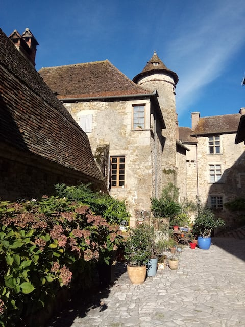 Bed and breakfast nr. 1 i Priory Court