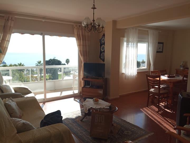 Apartamento con vistas, 2 habitaciones