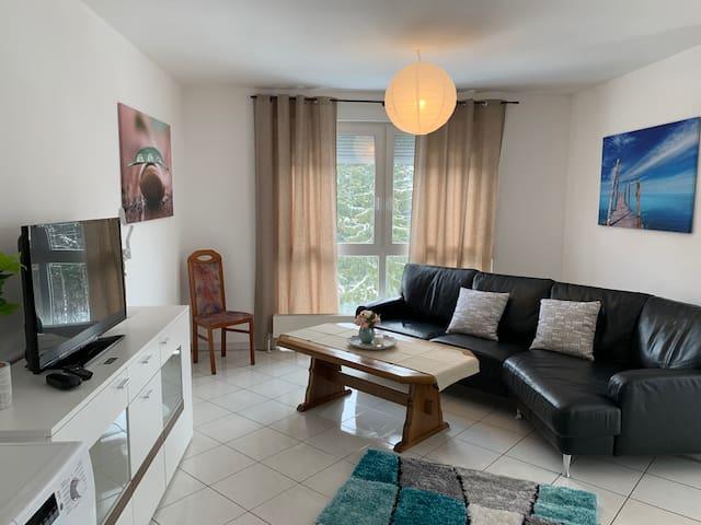 Haus Waldblick, Ferienwohnung 130qm